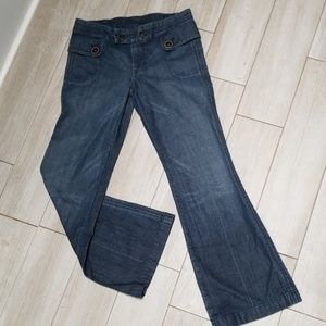 Citizens of Humanity size 28 Jean's wide leg Dahan